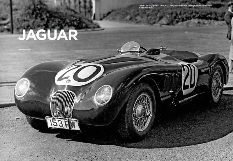 La légende des 24H du Mans par Gérard de Cortanze
