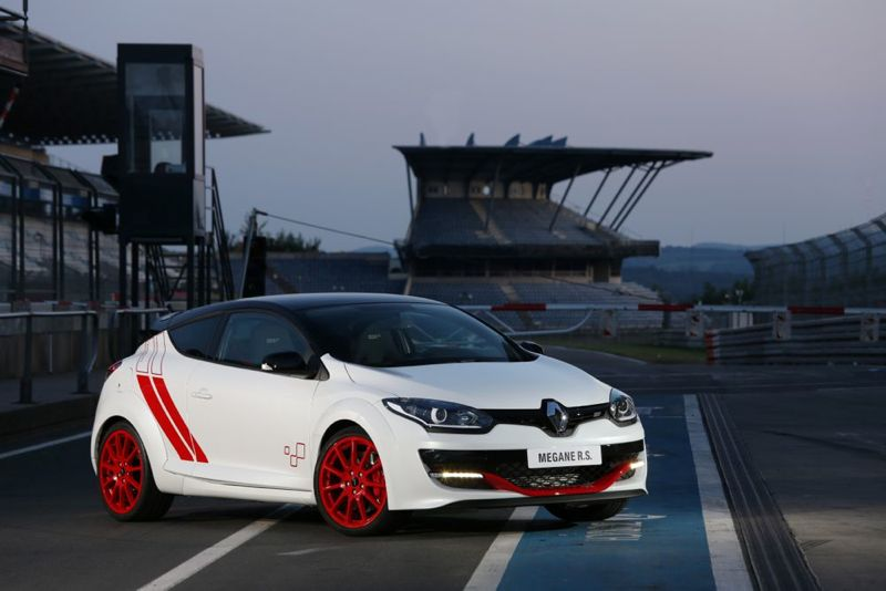 Mégane RS Trophy-R