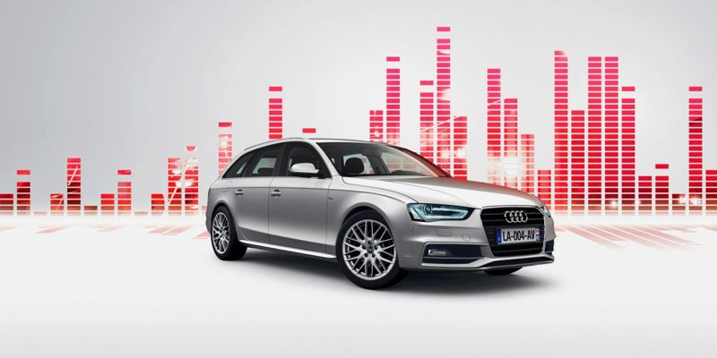 Audi A4 Advanced