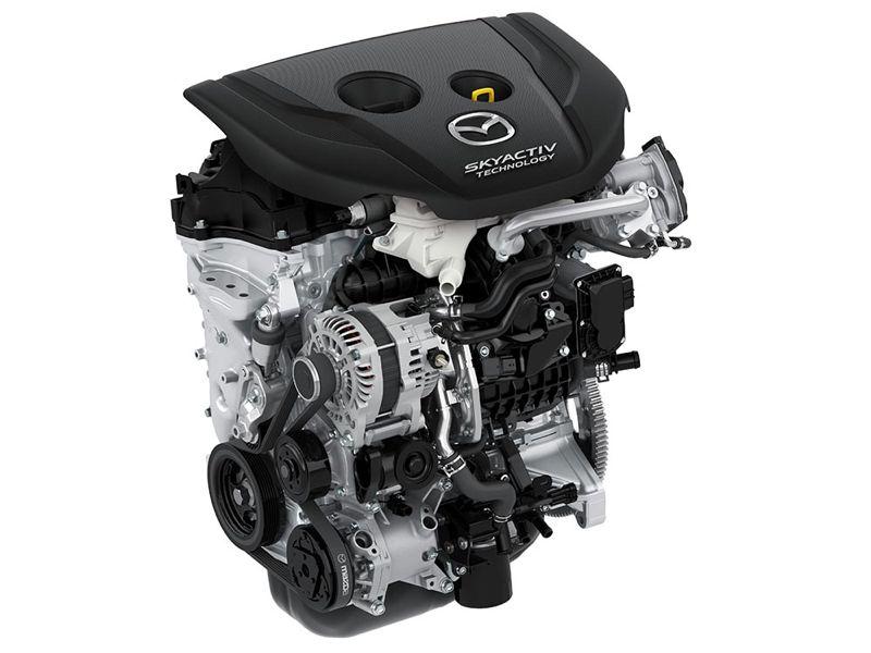 Nouveau moteur Mazda Skyactiv-D