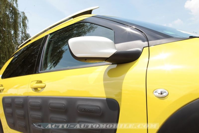 Airbump Citroën C4 Cactus