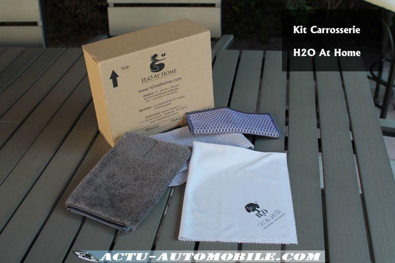 Kit Carrosserie H2o At Home Actu Automobile