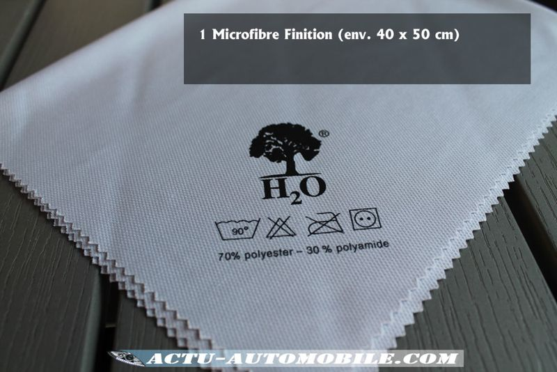 Microfibre Finition