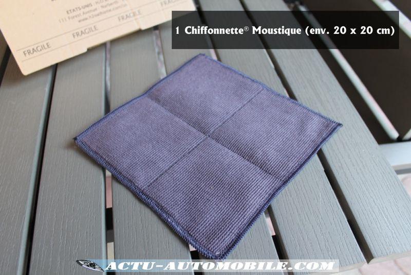 Chiffonnette Moustique