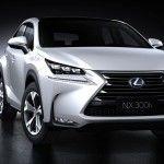 Les prix du nouveau Lexus NX