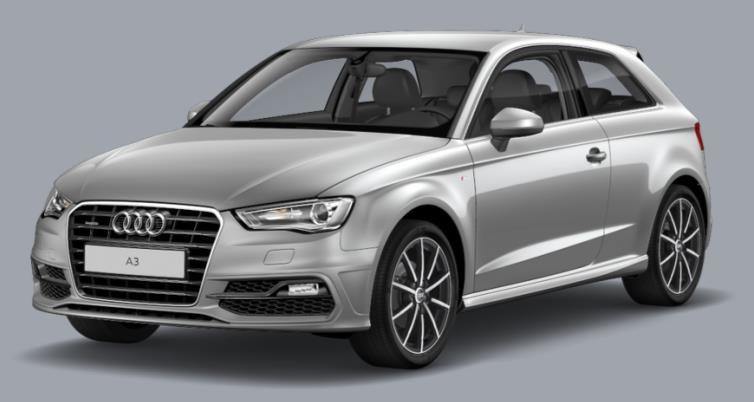 Audi A3 Sport Design