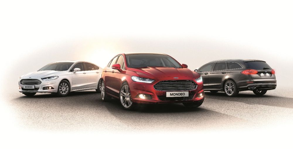 trois carrosseries pour la nouvelle ford mondeo actu automobile. Black Bedroom Furniture Sets. Home Design Ideas