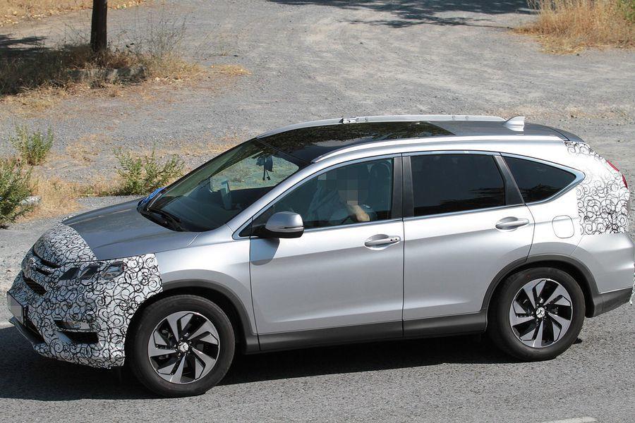 Honda CR-V restylé