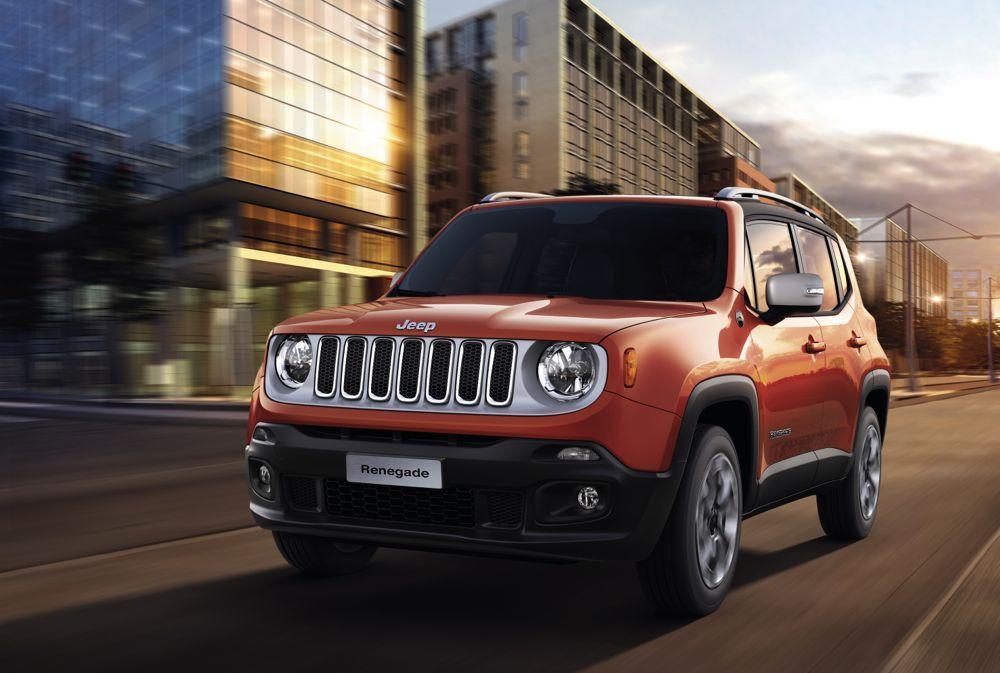 Prix Jeep Renegade >> Les Prix De La Jeep Renegade