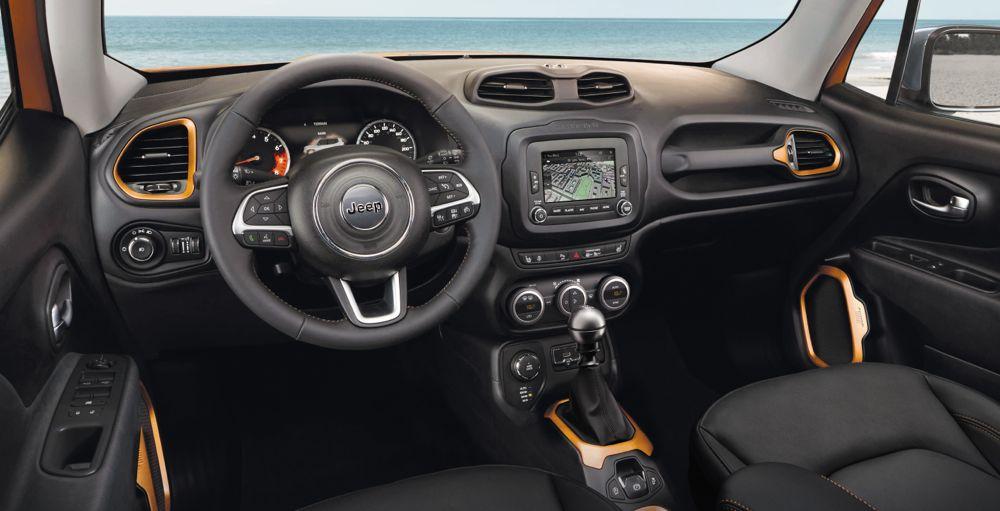 Les prix de la Jeep Renegade