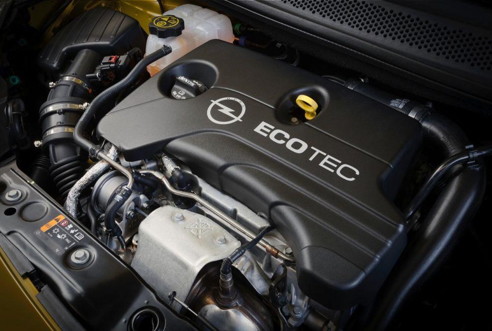 Moteur Opel Adam