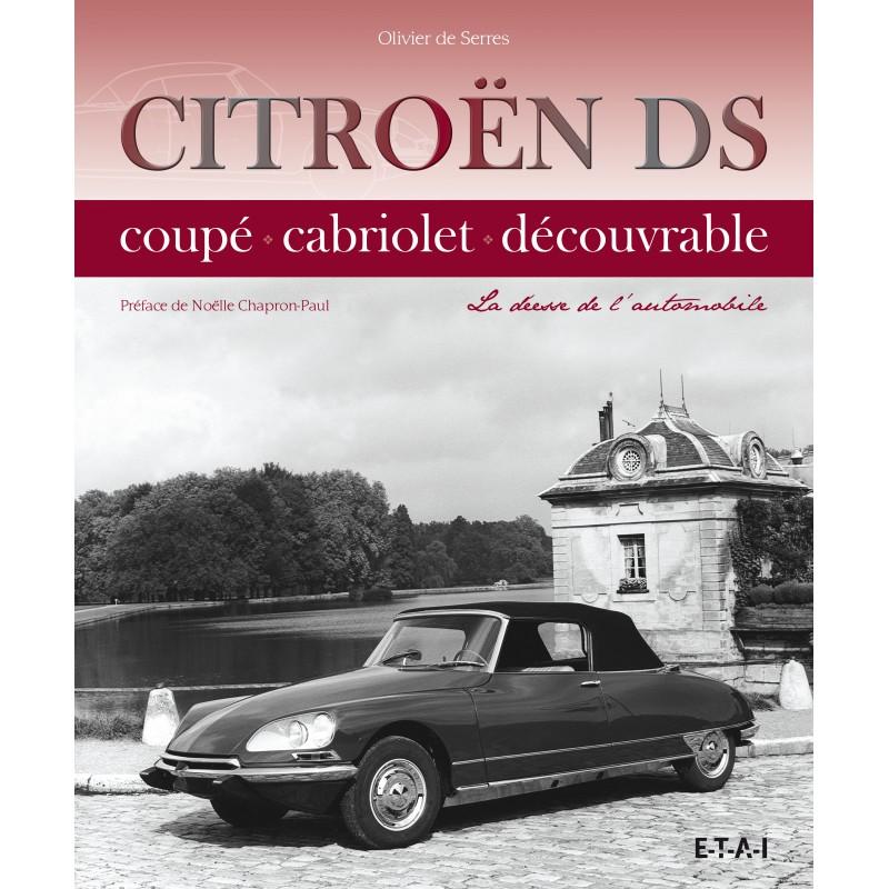 Livre Citroën DS la déesse de l'automobile