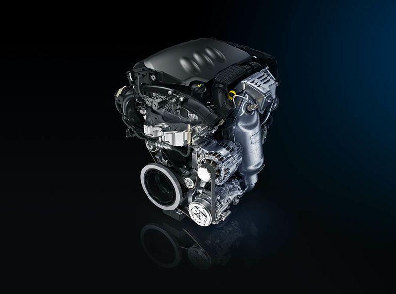 Moteur 1.2 Puretech Peugeot