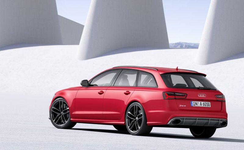 Nouvelle Audi RS6
