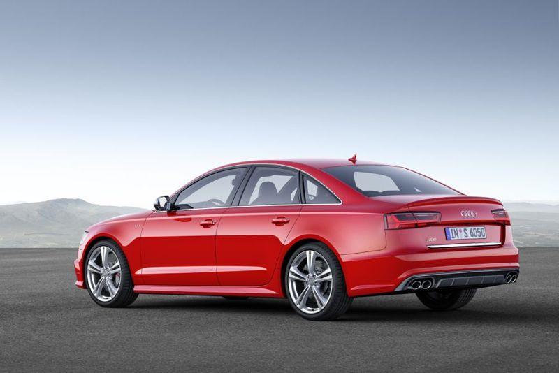 Nouvelle Audi S6