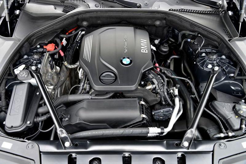 BMW 518d 2014