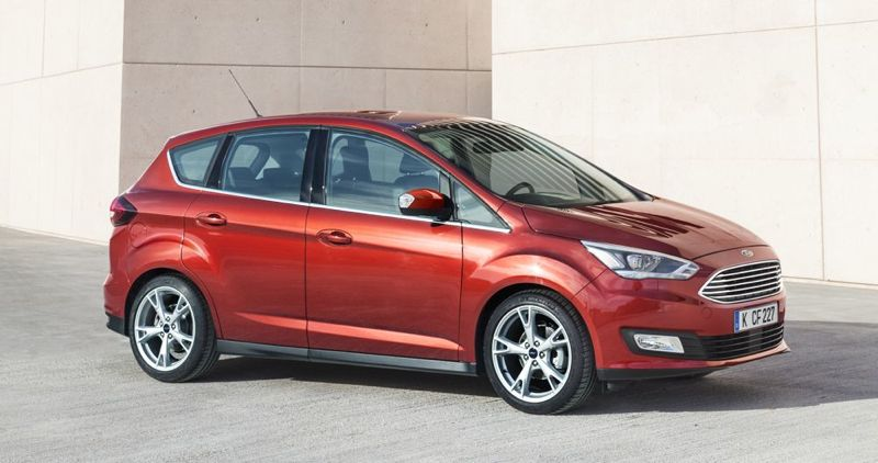 Ford C-Max restylé