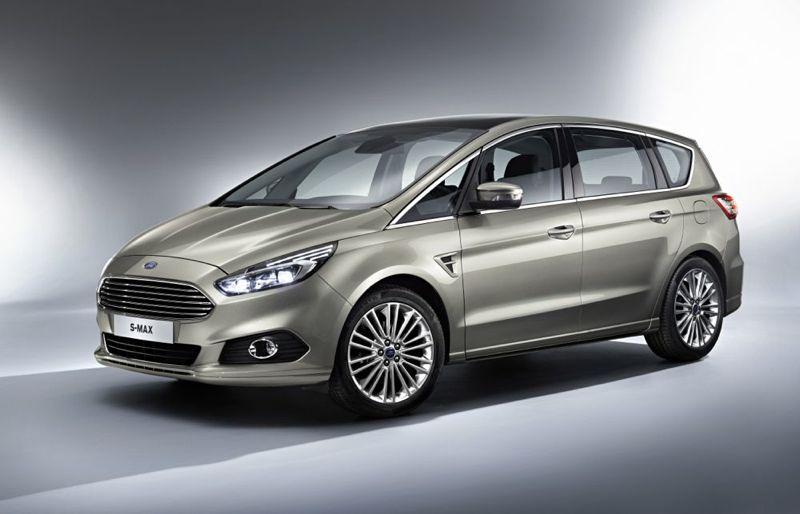 Nouveau Ford S-Max