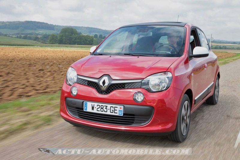 essai nouvelle renault twingo sce 70 actu automobile. Black Bedroom Furniture Sets. Home Design Ideas