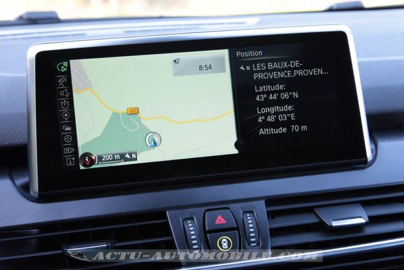 GPS BMW Série 2 Active Tourer