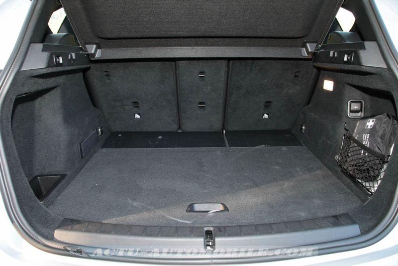 Coffre BMW Série 2 Active Tourer