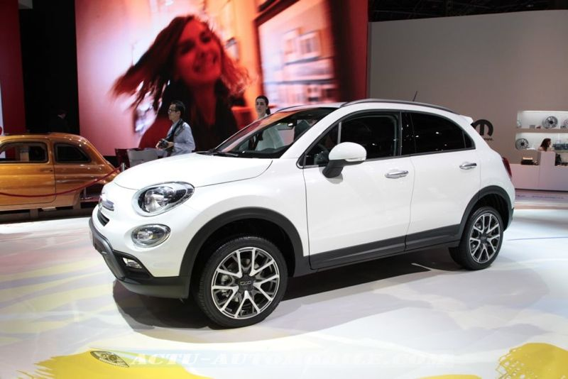 fiat 500x la bonne surprise actu automobile. Black Bedroom Furniture Sets. Home Design Ideas