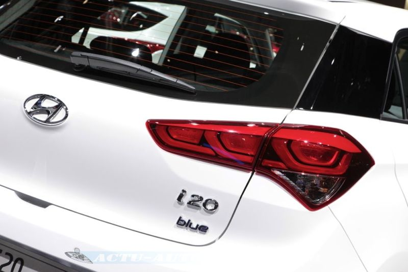 Nouvelle Hyundai i20