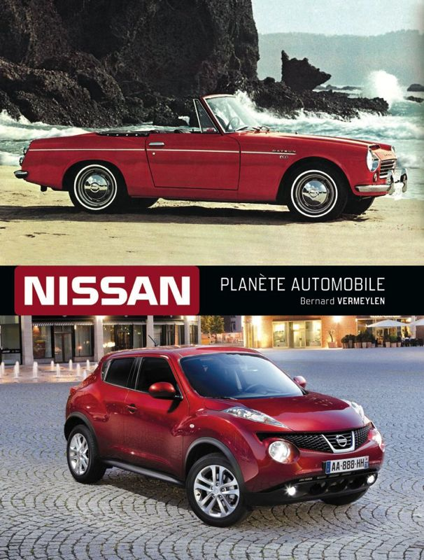 livre nissan plan te automobile. Black Bedroom Furniture Sets. Home Design Ideas