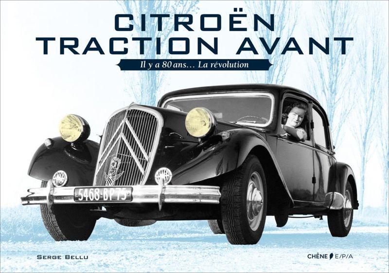 Livre : Citroën Traction Avant de Serge Bellu
