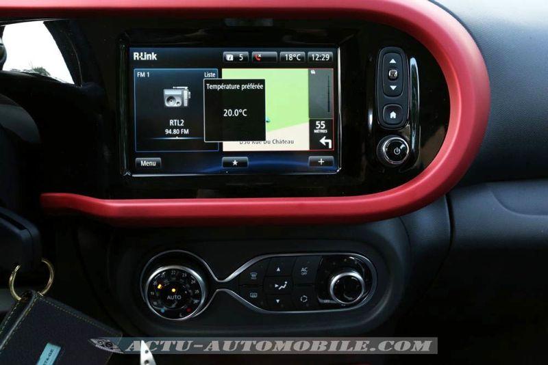 GPS nouvelle Renault Twingo TCe 90
