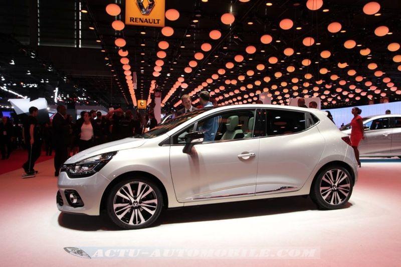 Renault Clio Initiale 2014