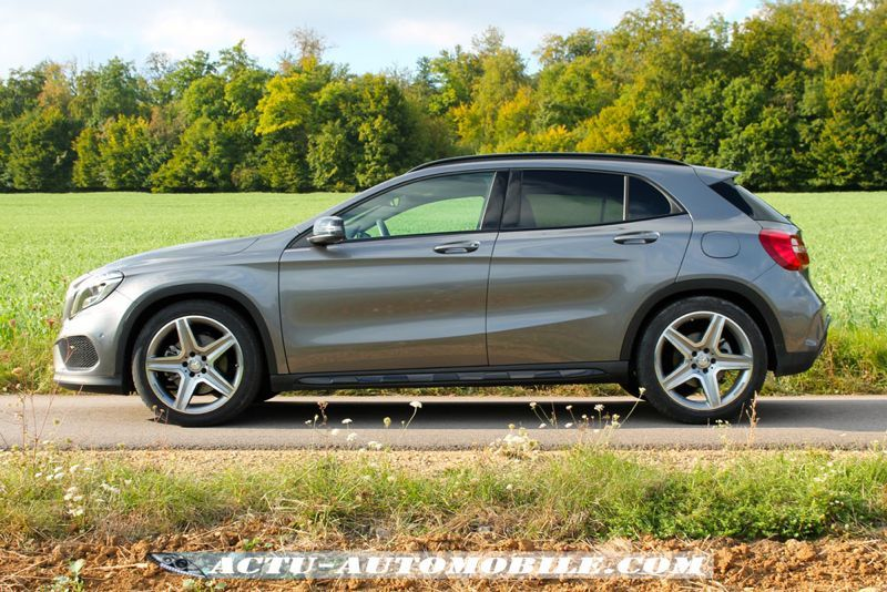 MERCEDES GLA FASCINATION
