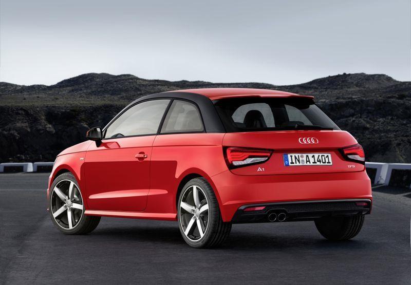 Audi A1 3 portes restylée