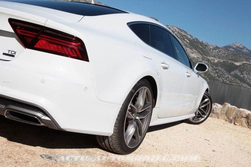 Audi A7 Sportback restylée