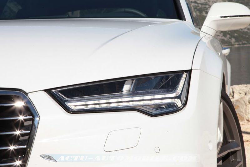 Phare avant Matrix LED Audi A7 Sportback