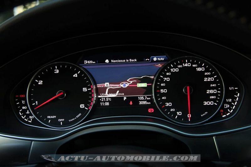 Compteurs Audi A7 Sportback