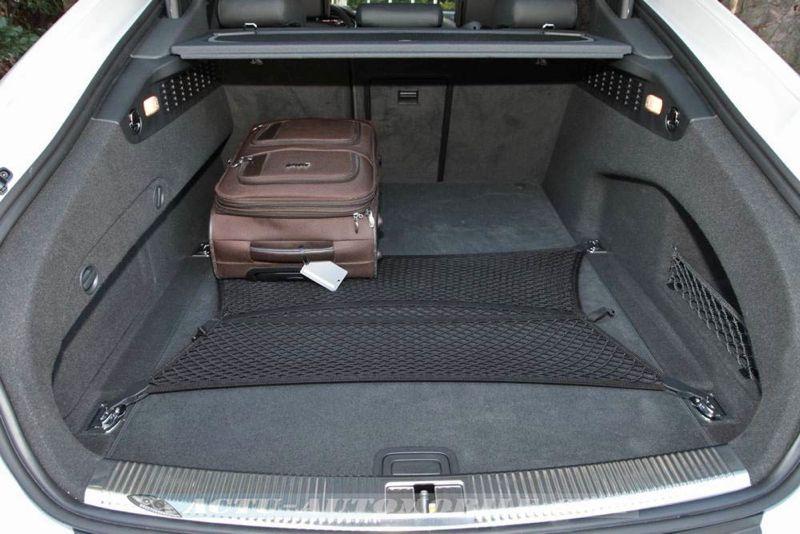 Coffre Audi A7 Sportback