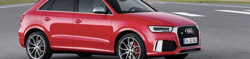 Audi RS Q3 restylé
