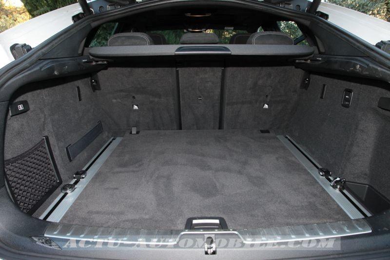 Coffre BMW X6 M50d