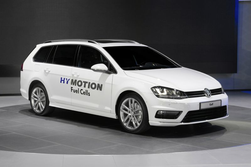 Volkswagen Golf SW HY Motion