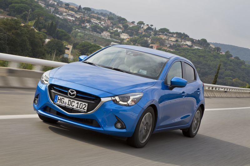 Nouvelle Mazda 2