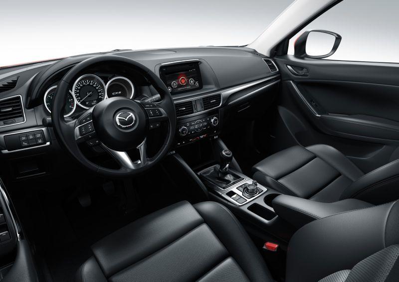 Mazda CX-5 restylé