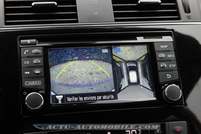 Système AVM Vision 360 Nissan Pulsar