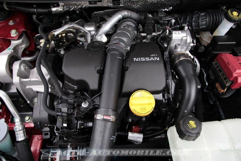 Moteur dCi 110 Nissan Pulsar