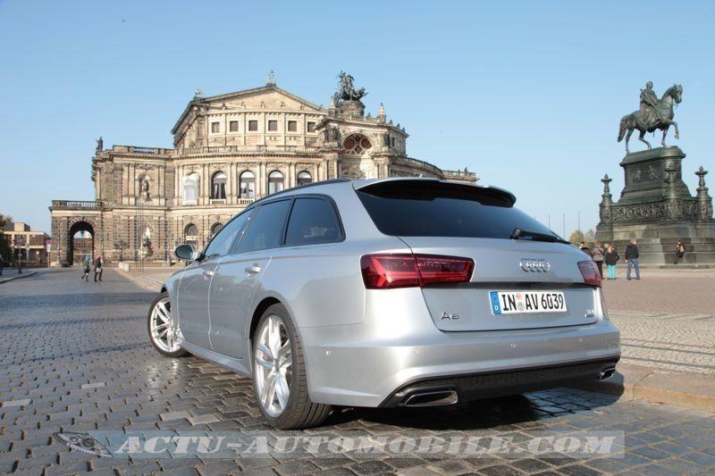 Audi A6 Avant Ambition Luxe 2014