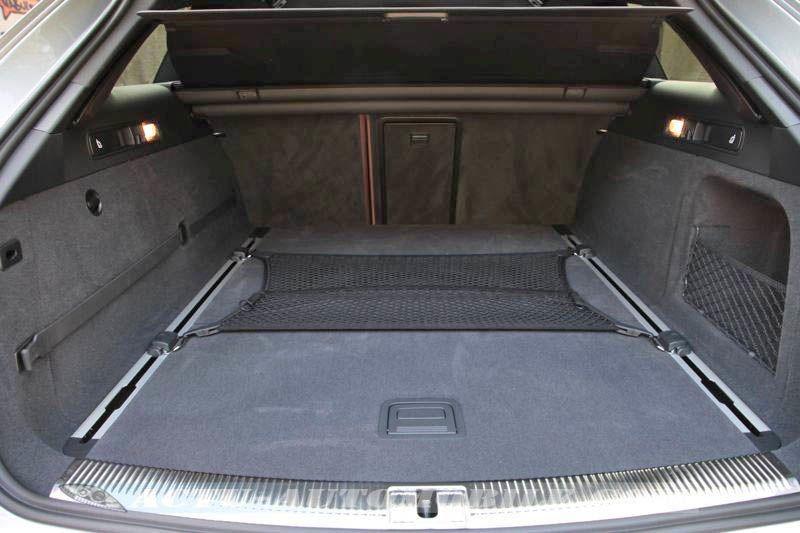 Coffre Audi A6 Avant Ambition Luxe 2014