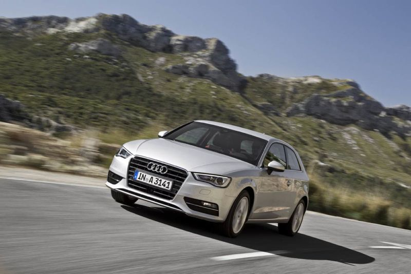 Audi A3 Advanced