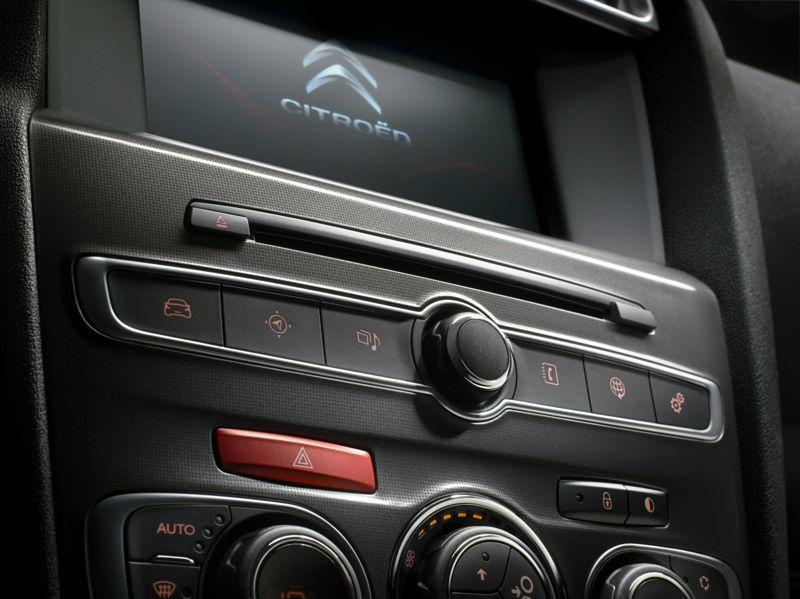 Citroën C4 restylée