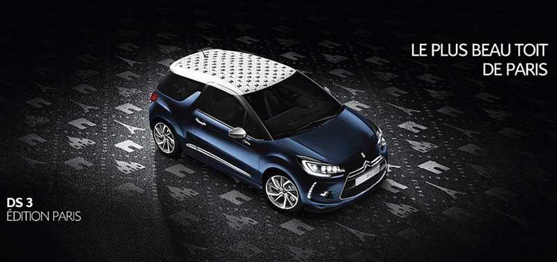 Citroën DS3 Edition Paris