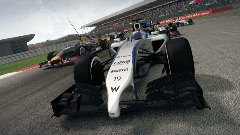 Formula 1 2014 sur PS3